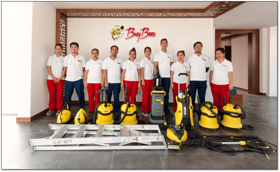 BusyBees Dubai Pride - Team Of Cleaning Professionals