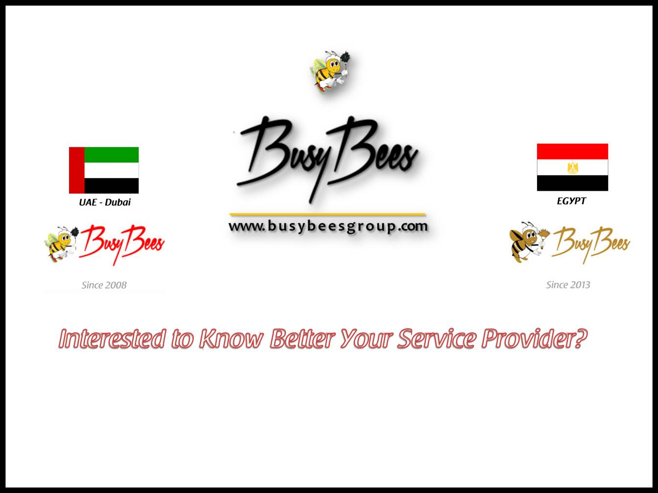 BusyBees Dubai Cleaning And Maintenance Services - A Customer Oriented  Household Cleaning Services Company 1