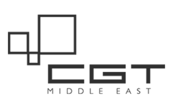 CGT middle east